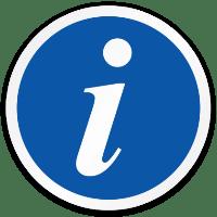 Tourist Information symbol