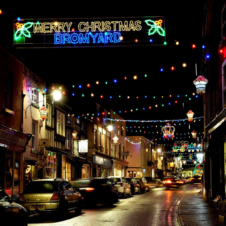 Bromyard Christmas Lights