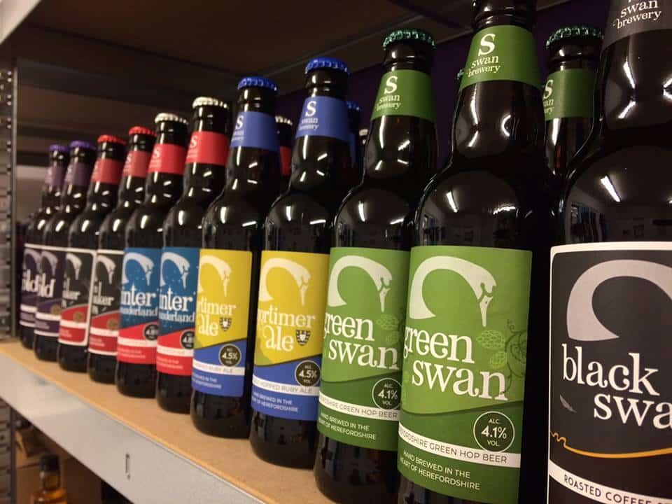 swan brewery beers