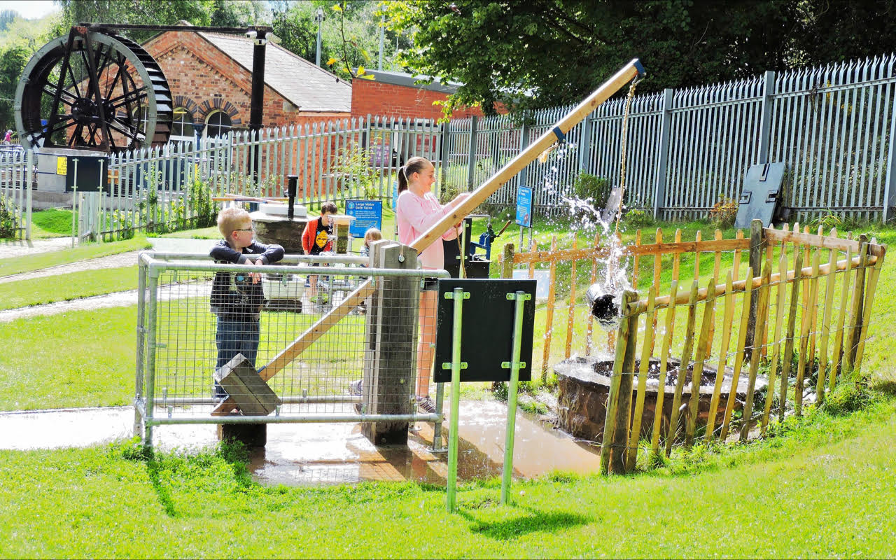 Family Fun & Games at the Waterworks Museum