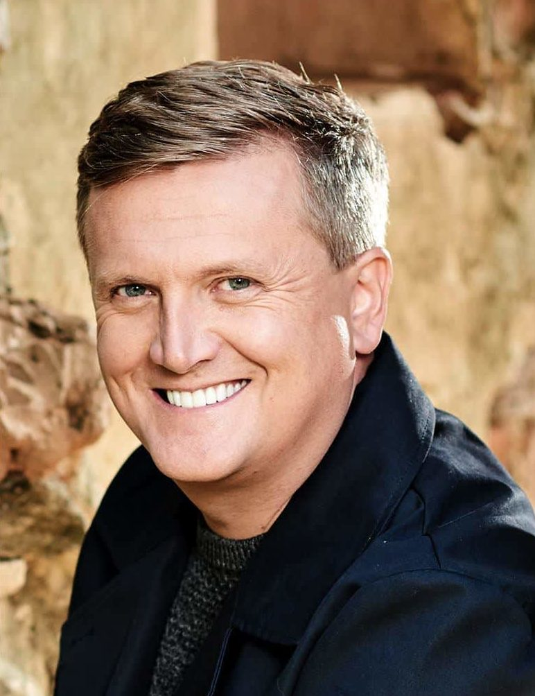 Aled Jones at Hereford Cathedral