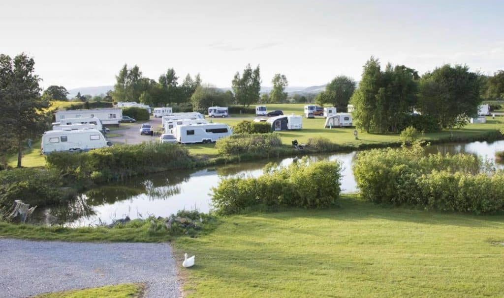 Townsend Touring and Camping Park