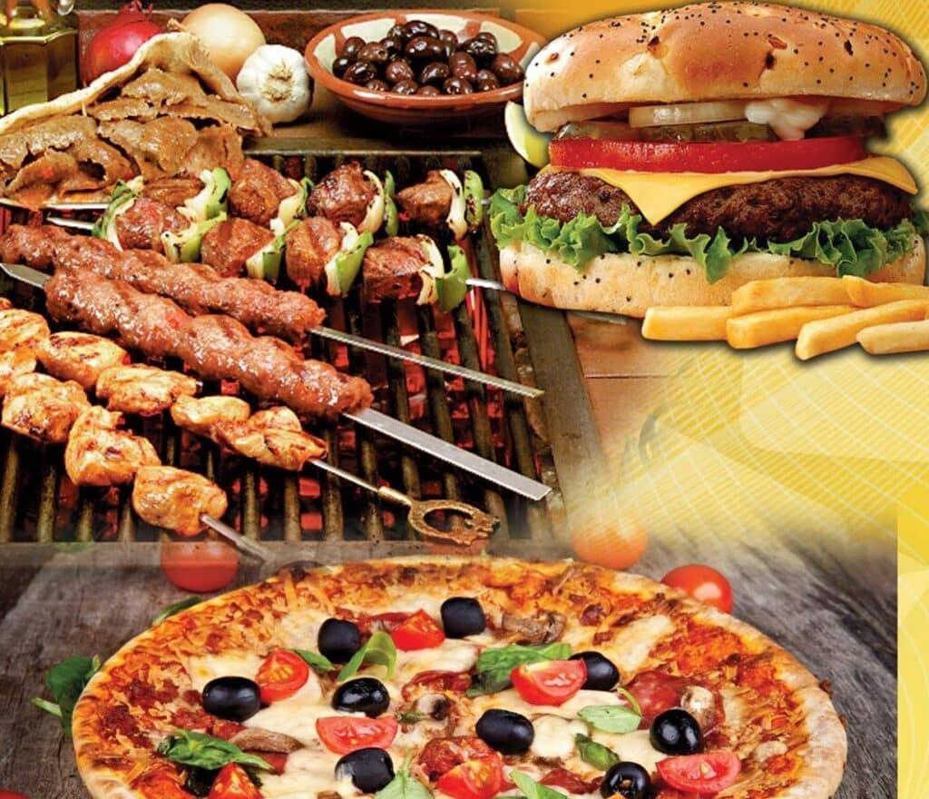 Marmaris Kebab and Pizza