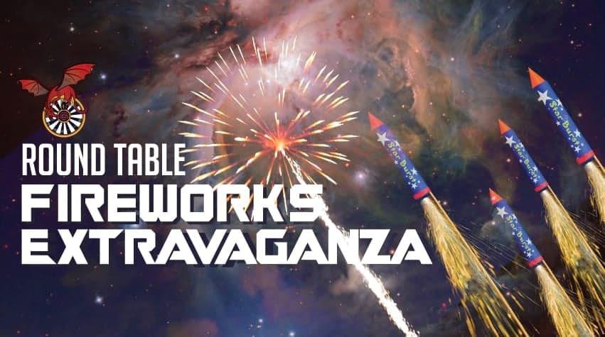 Abergavenny Fireworks