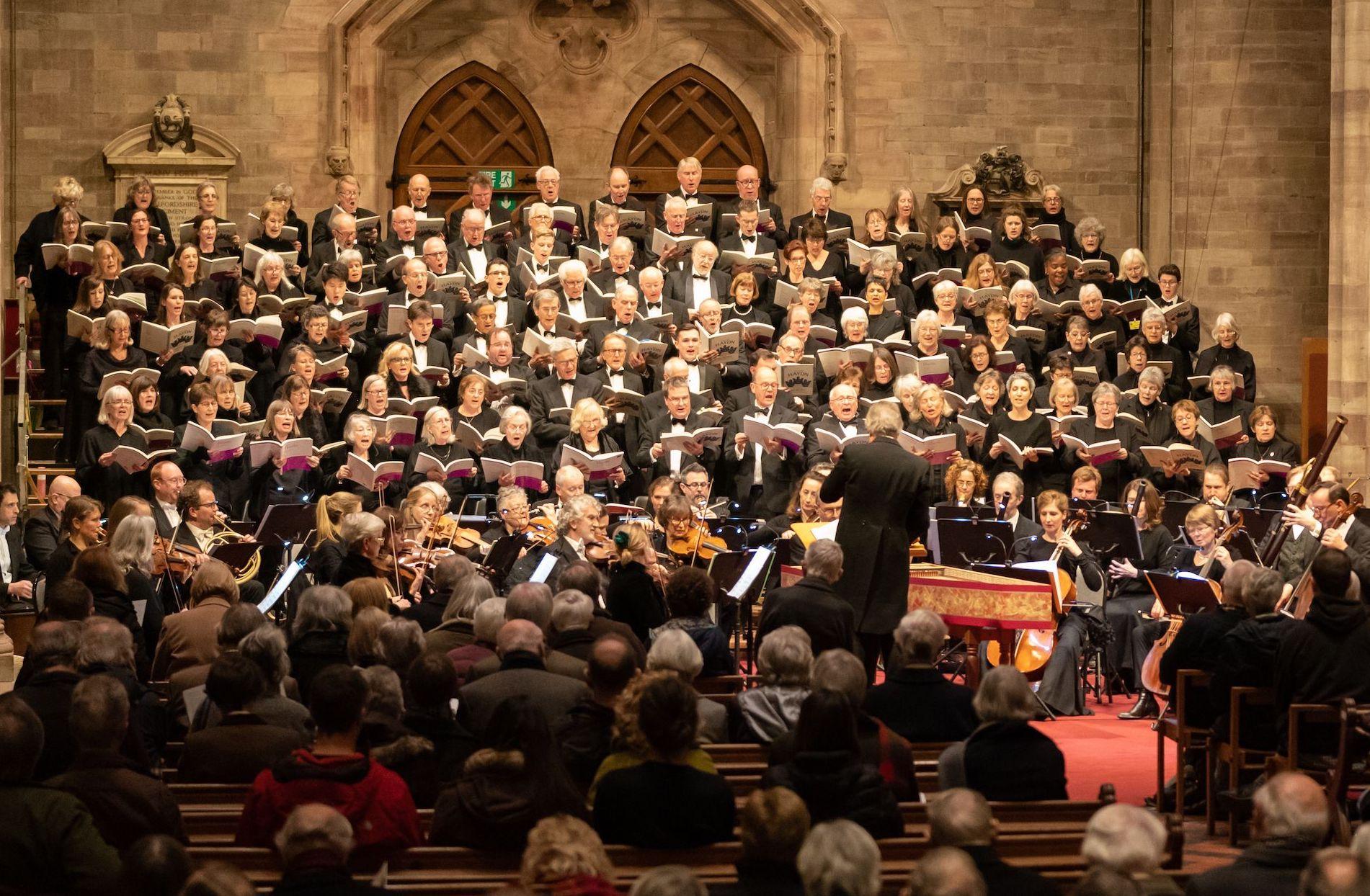 Mozart & Haydn Concert