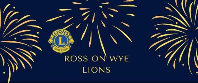 Ross Lions Fireworks