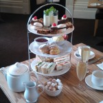 Afternoon Tea at The Chase Hotel, Ross on Wye