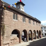 Ross on Wye market hall