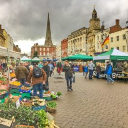 Ultimate Herefordshire Guide Hereford Market