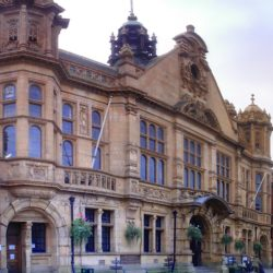Town Hall Hereford