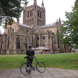 cathedral and elgar HCJ