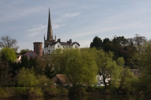 Ross on Wye, Herefordshire