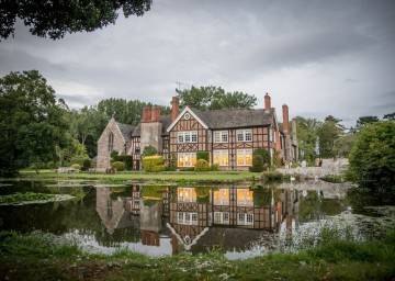 Photo of Brinsop Court in Herefordshire