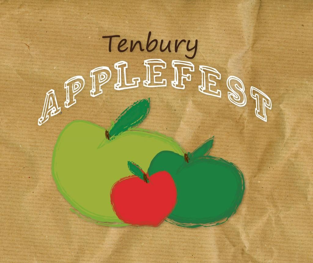 Image of the Tenbury Applefest logo