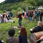 Wye Valley River Festival Entertainment-Jim Ozanne