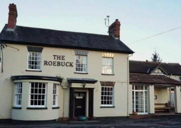 The Roebuck Inn front FB
