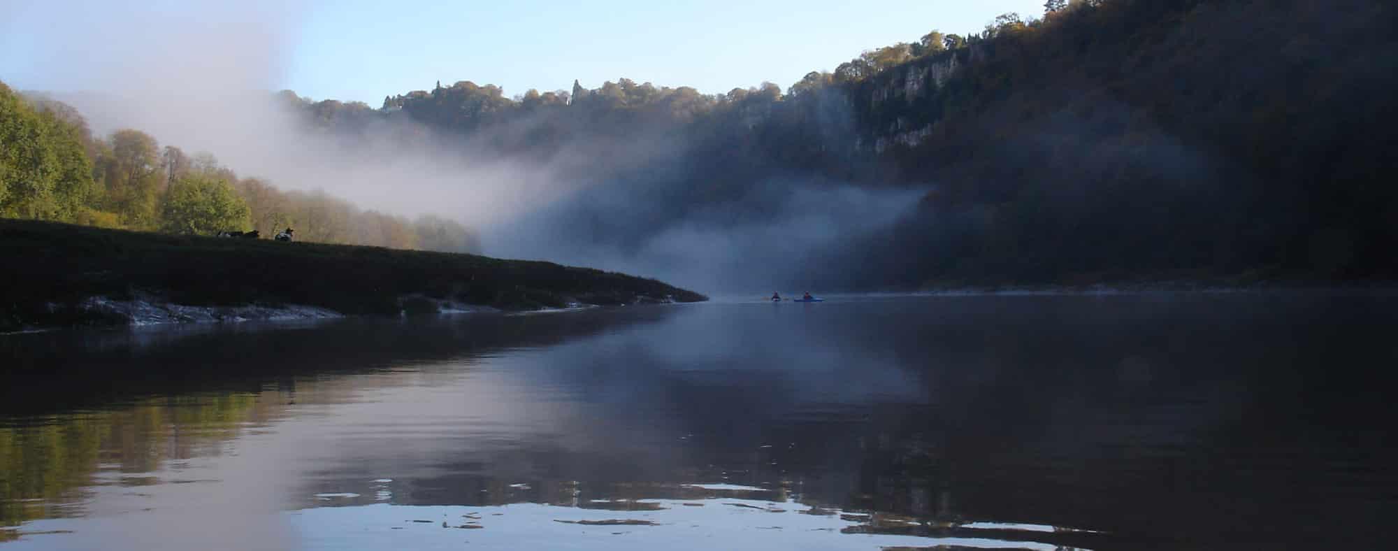 River Wye Herefordshire