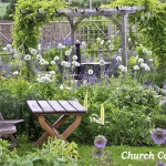 Photo of Church Cottage garden