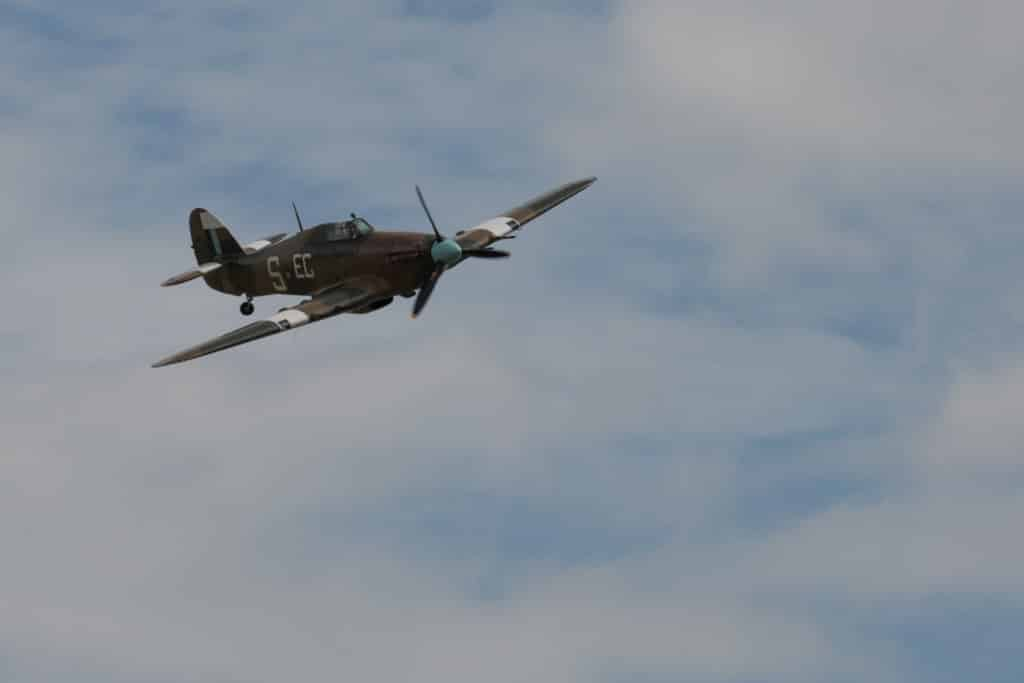 A picture of Shobdon Food and Flying Festival - Airshow-22