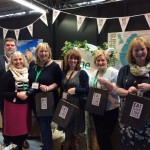 Photo of Herefordshire businesses launching the Ultimate Herefordshire Guide