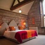 Picture of bedroom at brinsop Court