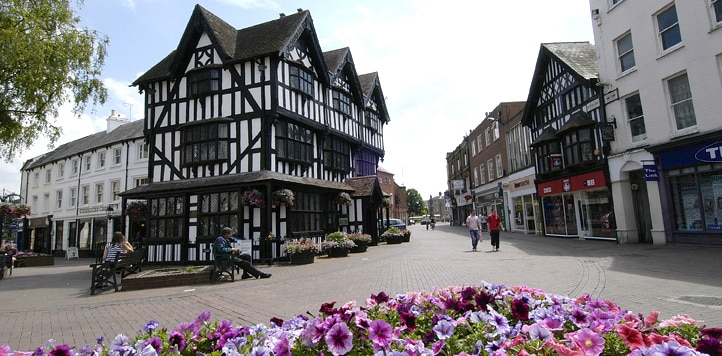 Photo of The Old House in Hereford city centre