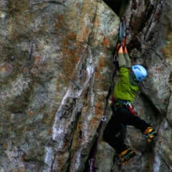 Photo showing climbing by Outdoor Pursuits in Herefordshire
