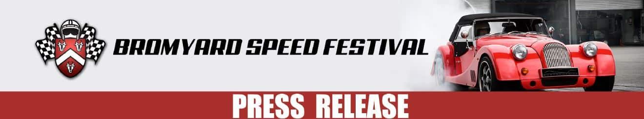 Bromyard speed festival PR