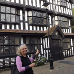 Walking Tour in Hereford with Linda