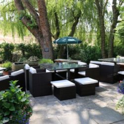Discover the best beer gardens in Herefordshire such as The Butchers Arms