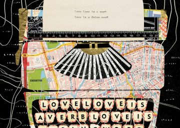 Implied Narratives Aine Venables Love Is a Verb