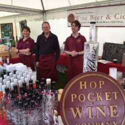 Hop Pocket Wine Co at Royal Three Counties