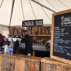 Shack revolution at Royal Three Counties