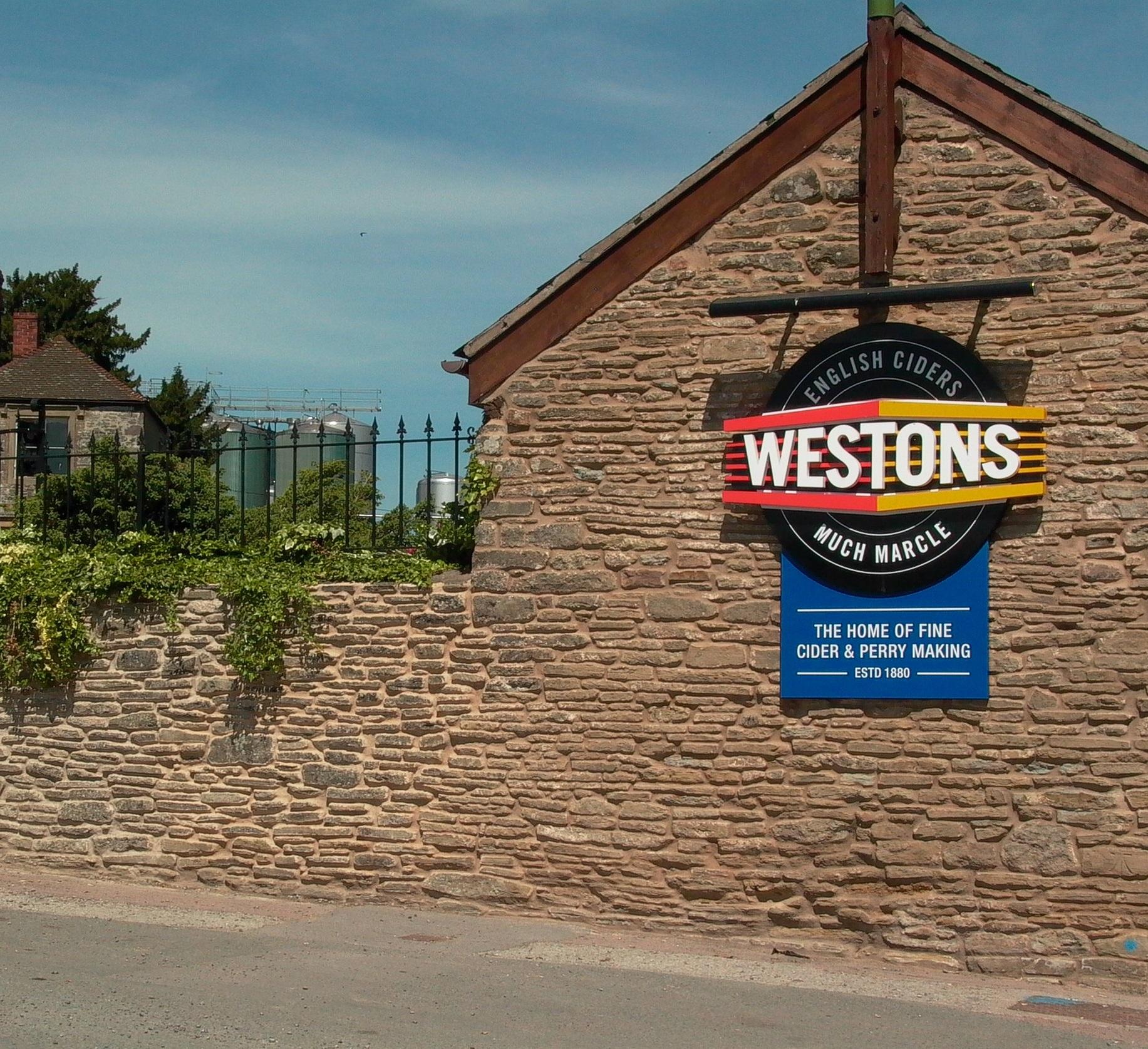 Westons Cider Mill