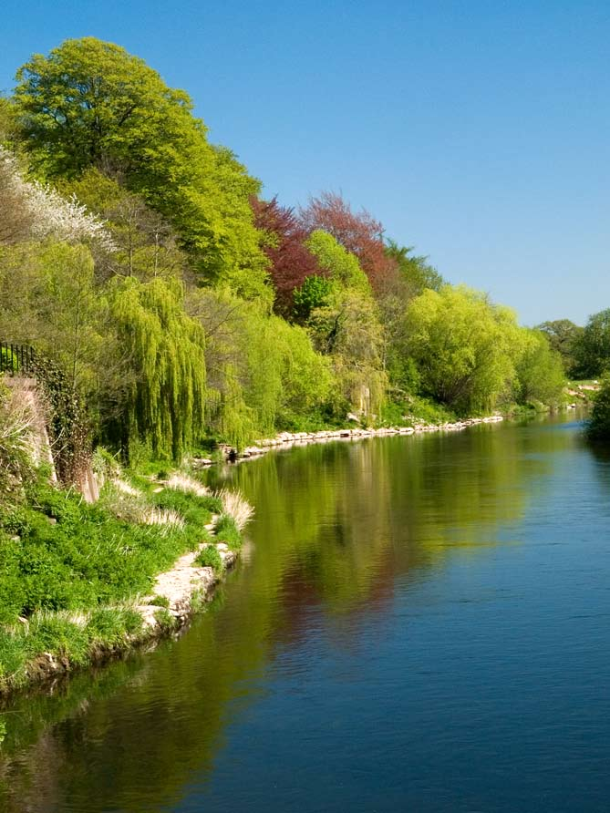 Weir Garden