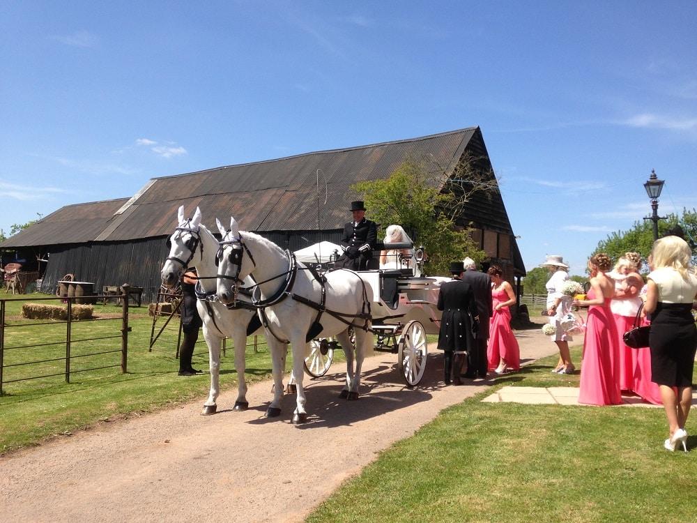 Huntlands Farm Weddings