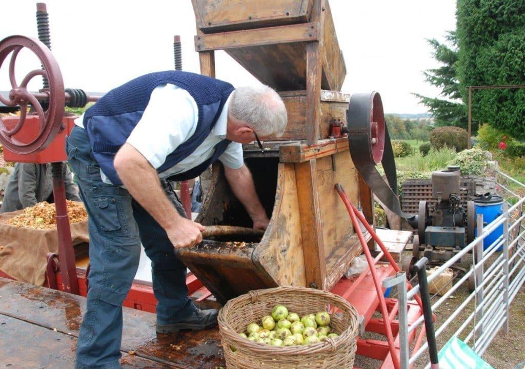 Big Apple Harvestime weekend