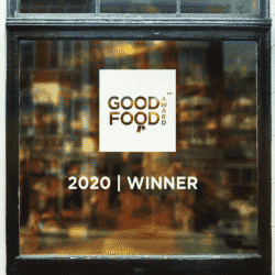 Good Food Award Trumpet Corner