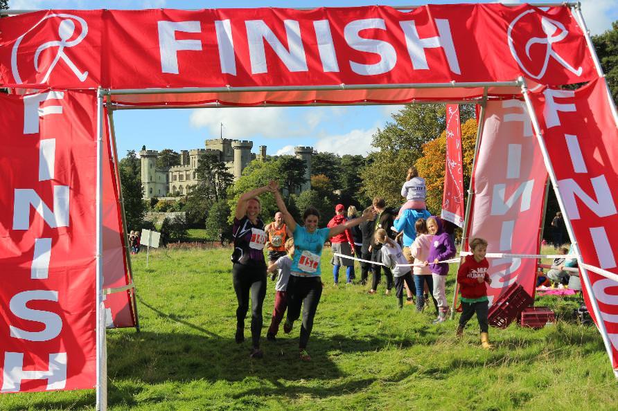 Eastnor Castle Mud Bath Race