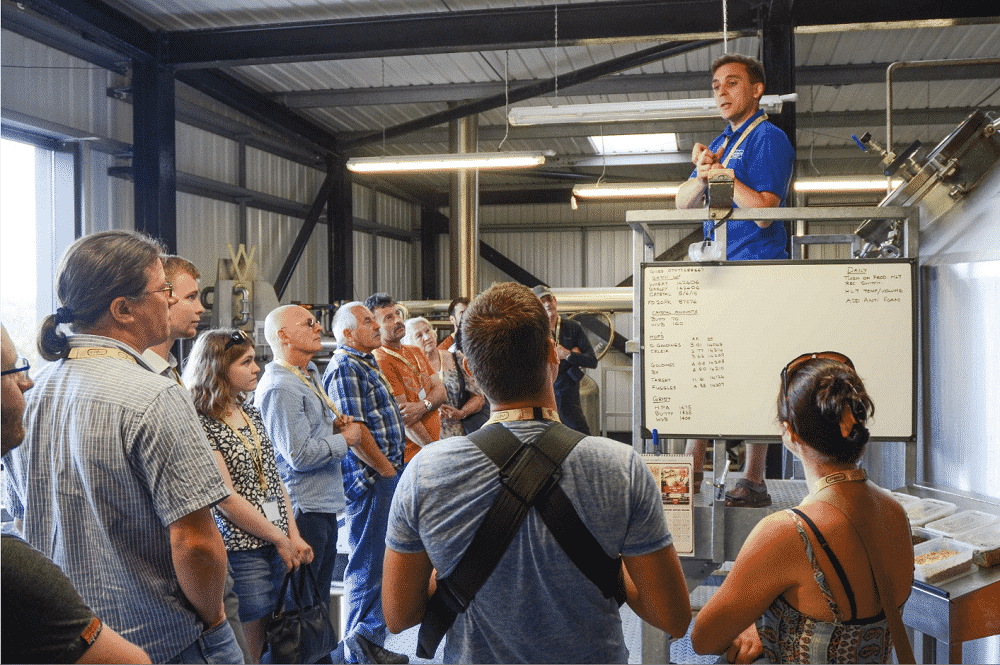 Brewery Tours Herefordshire