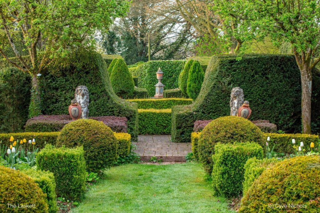 The Laskett Gardens