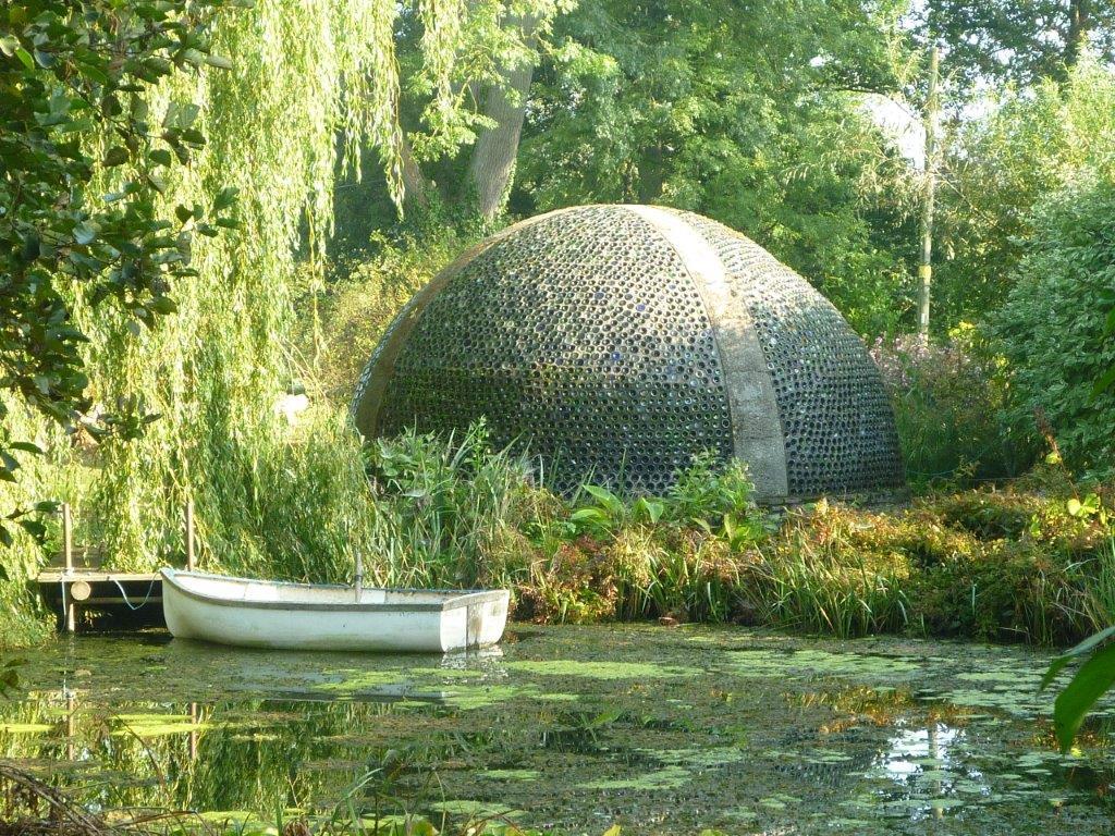 Westonbury Water Mill Gardens, Herefordshire