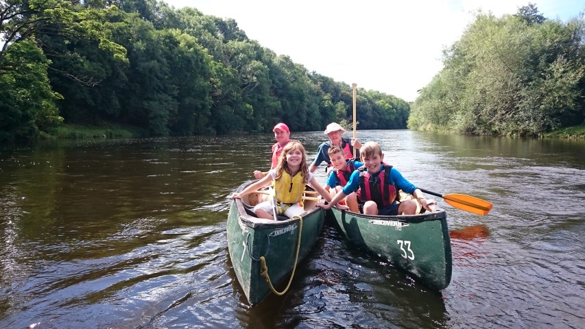 Want to Canoe? Herefordshire