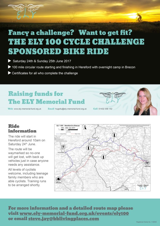 The ELY 100 Cycle Challenge