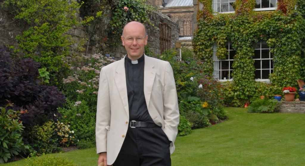 Autumn Supper with the Dean of Hereford