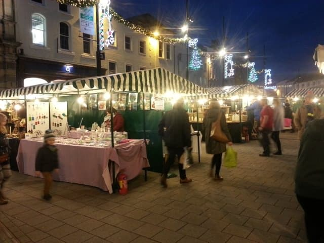 Festive Markets In Hereford 187 Eat Sleep Live Herefordshire