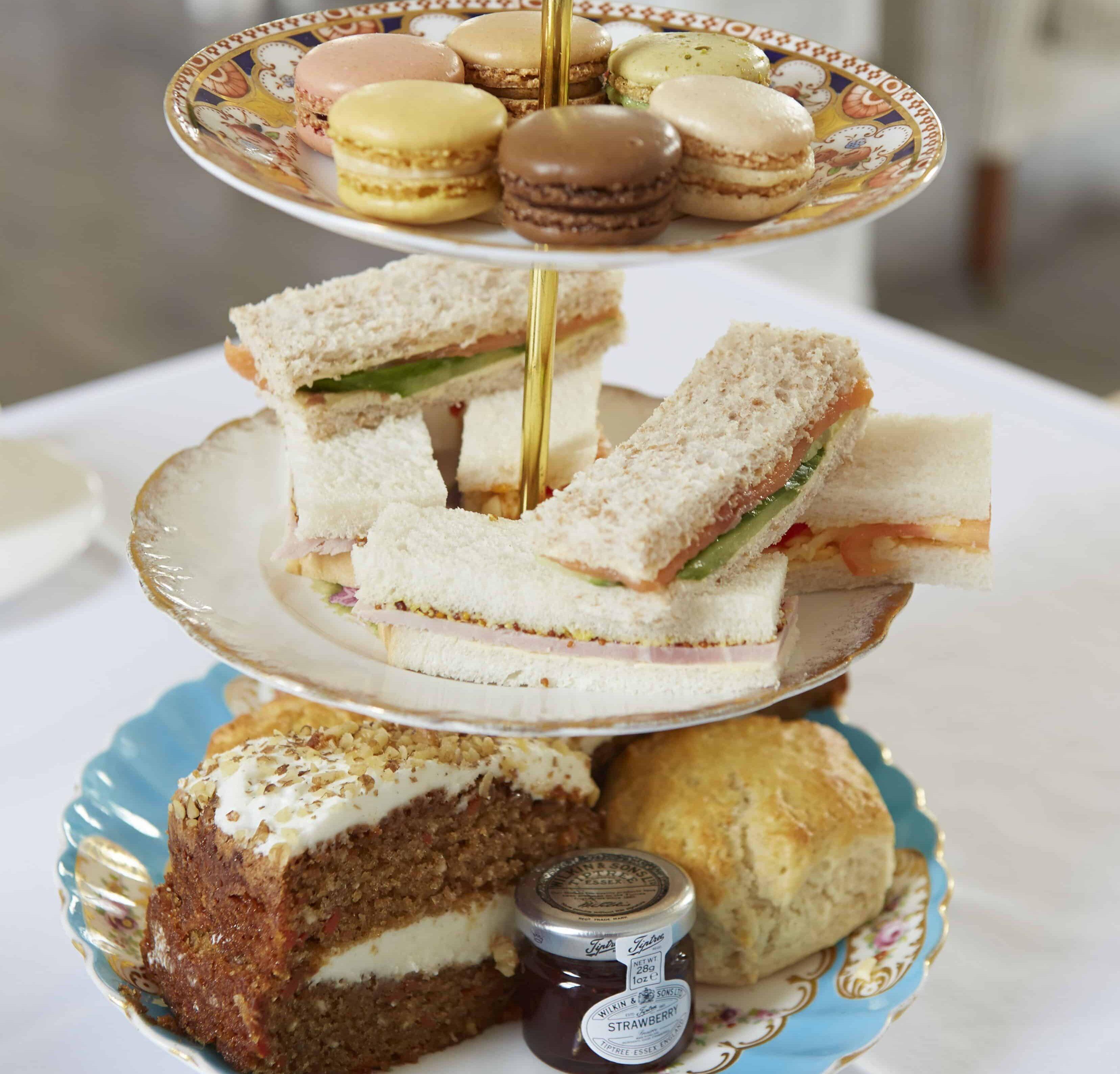 Afternoon Tea at Lemore Manor