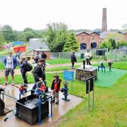 Waterworks Museum Family Day