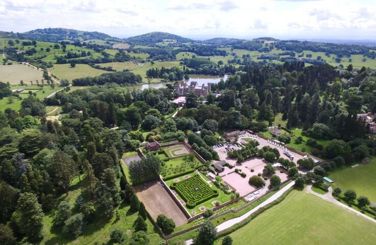 Eastnor to celebrate the European Year of Cultural Heritage