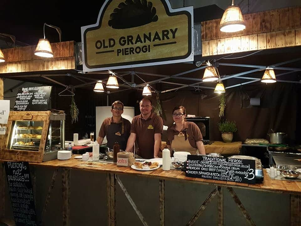 Herefordshire business Old Granary Pierogi shortlisted in BBC Radio 4 Food and Farming Awards